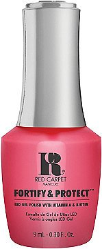 Red Carpet Manicure Fortify & Protect LED Gel Nail Polish