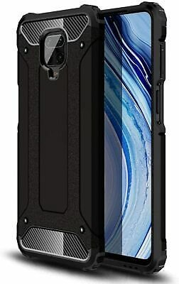 For Xiaomi Redmi Note 9 Pro Case Hard Armour Cover Shockproof Heavy Duty Rugged
