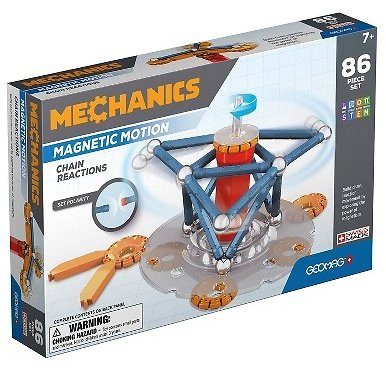 Geomag 86pc Mechanic Magnetic Motion