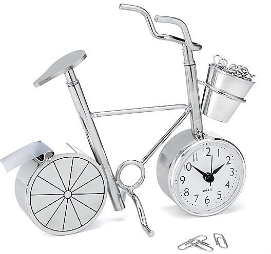 Bicycle Desktop Organizer