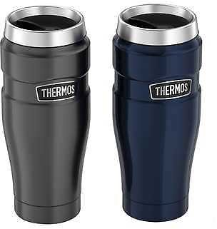 Thermos Stainless Steel King Travel Tumbler, 2-Pack (In Store)
