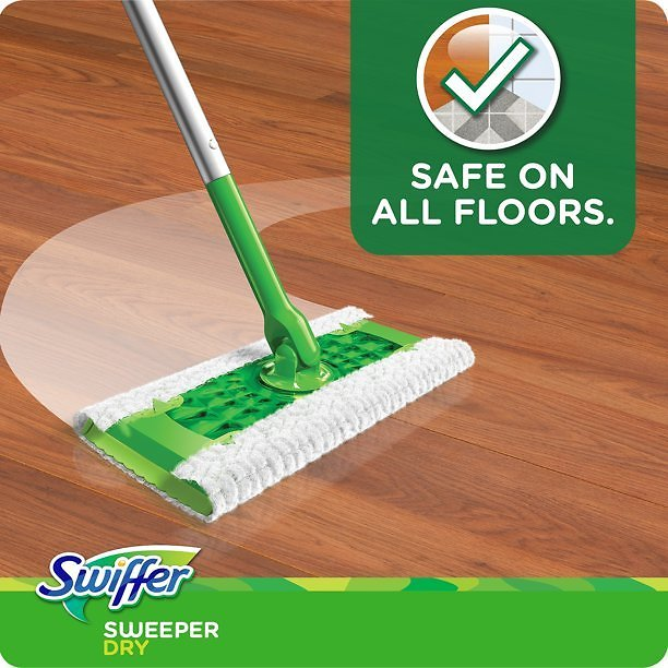 52 Count Swiffer Sweeper Dry Pad Refills, Unscented
