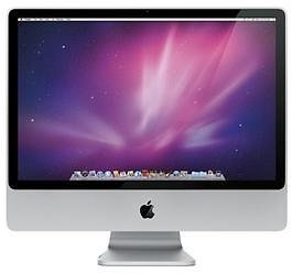 57% OFF! Apple IMac 20 Core 2 Duo P7550 2.26GHz All-in-One Computer - 1GB 160GB DVD±RW/GeForce 9400M/Cam/OSX (Mid 2009) - B