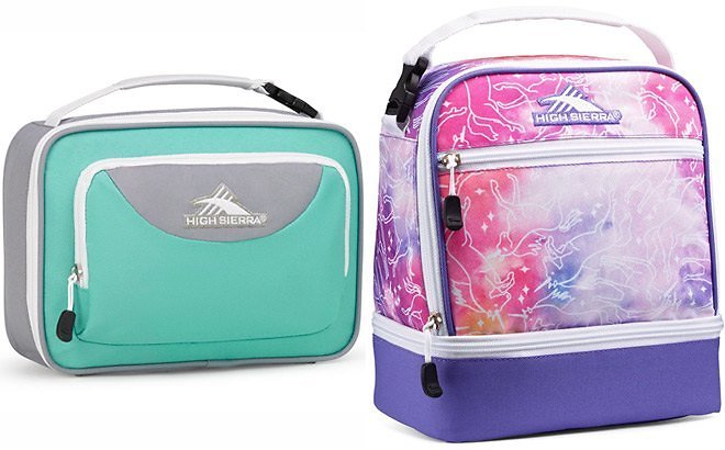 High Sierra Lunch Bags & Backpacks $9.99+, Extra 30% Off w/2+