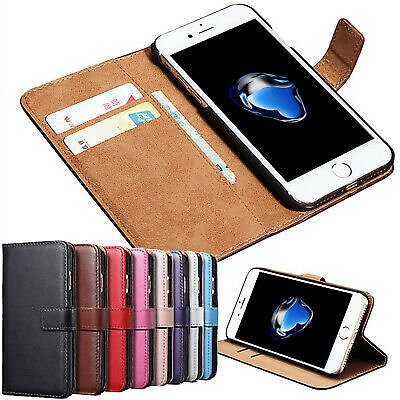 For Apple IPhone 11 Pro Max X Luxury Leather Flip Card Wallet Phone Case Cover