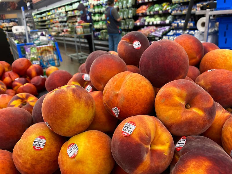 Peaches Are Being Recalled After Making People Sick in Multiple States