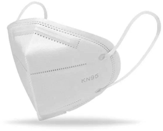 KN95 Protective Disposable Breathable Face Mask (10-Pack Up to 100-Pack)