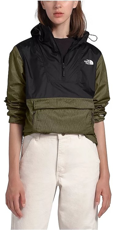 The North Face Women's Printed Fanorak (4 Colors)