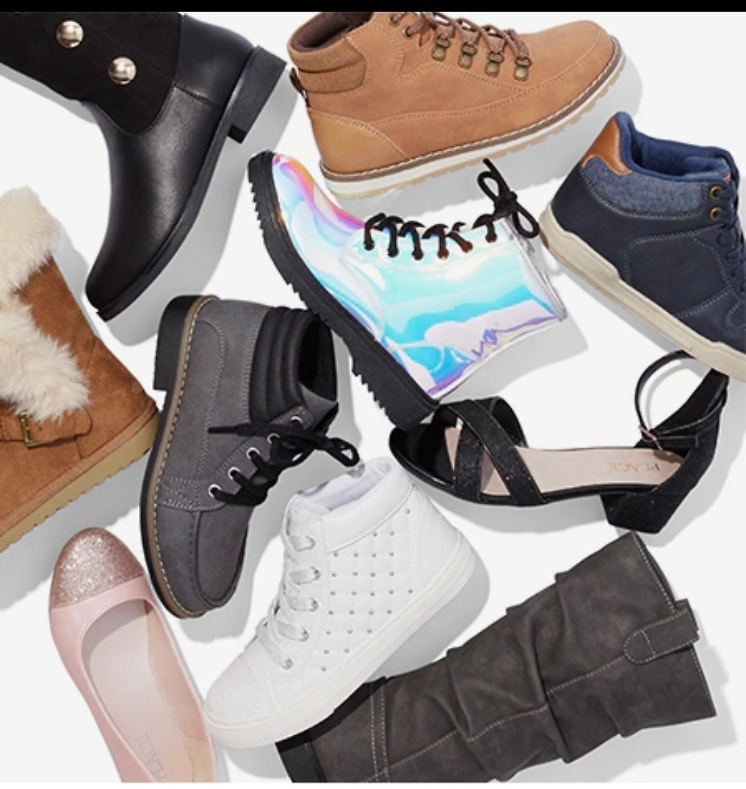 30-40% Off Shoes & Boots + F/S
