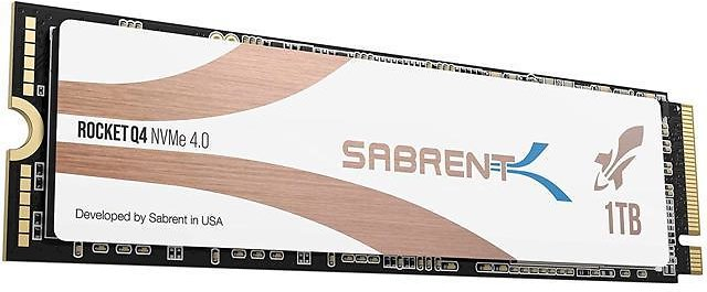 Sabrent 1TB Rocket Q4 NVMe PCIe 4.0 M.2 2280 Internal SSD Maximum Performance Solid State Drive R/W 4700/1800 MB/s (SB-RKTQ4-1TB) - Newegg.com