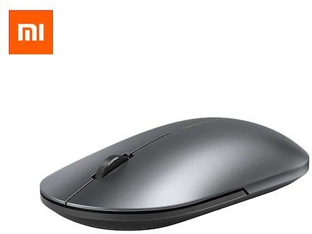 Xiaomi Mi Wireless Mouse Bluetooth Mouse Dual Mode Connection Mute Button
