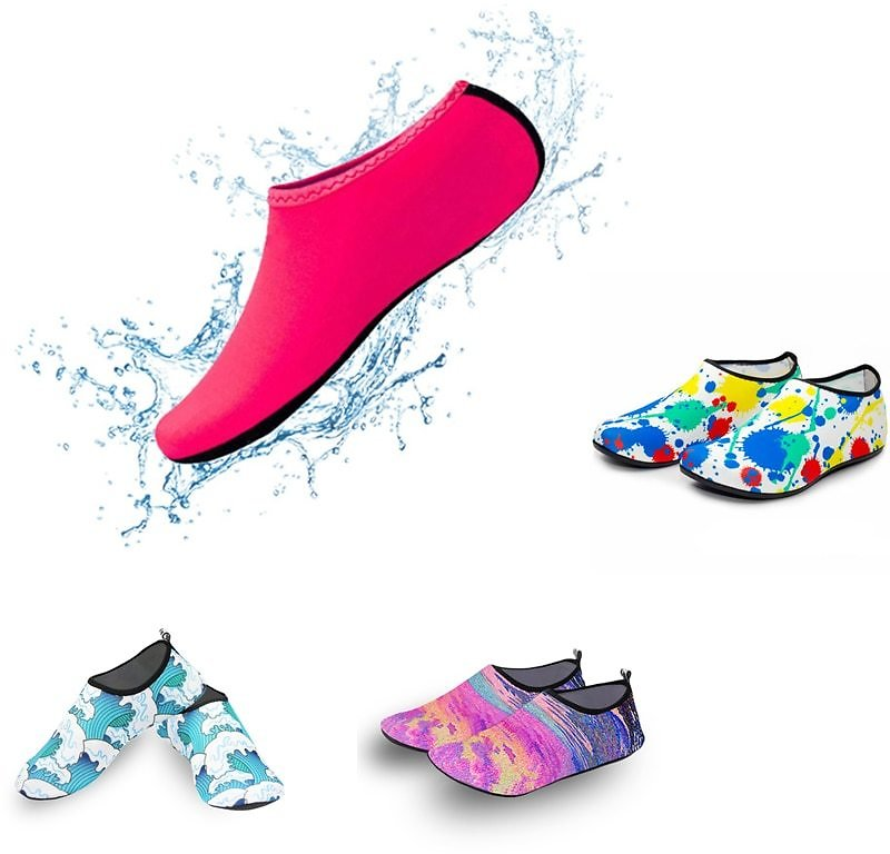 US $4.23 52% OFF|Water Socks Beach Water Shoes Barefoot Yoga Shoes Quick Drying Surfing Swimming Shoes Men Women Barefoot Water Skin Sock|Beach & Outdoor Sandals| - AliExpress