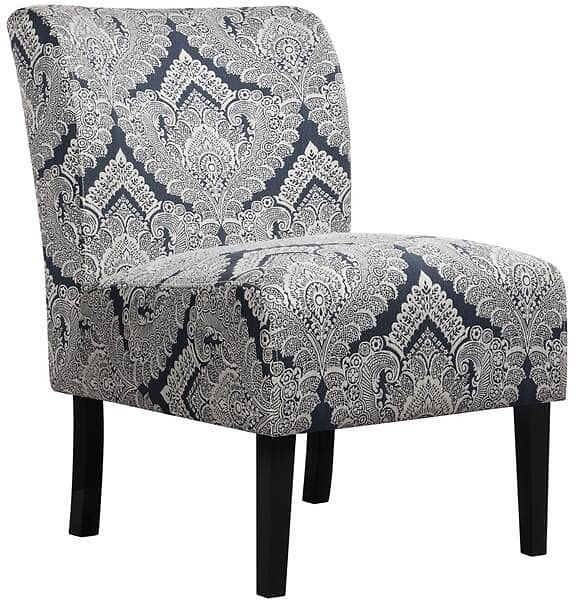 Upholstered Chairs Side Chairs with Solid Wood Legs Sapphire $79.99 + Free Shipping
