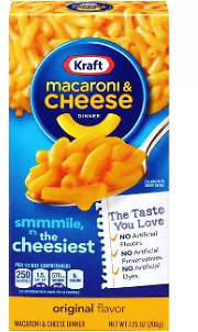Buy 4, Get 1 Free Kraft Macaroni & Cheese