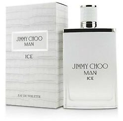 JIMMY CHOO MAN ICE By Jimmy Choo Cologne EDT 3.3 / 3.4 Oz New In Box