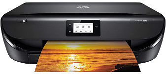 Hewlett Packard Envy Photo 5010 Wireless All-In-One Color Inkjet Printer (Z4A59A) | BuyDig.com
