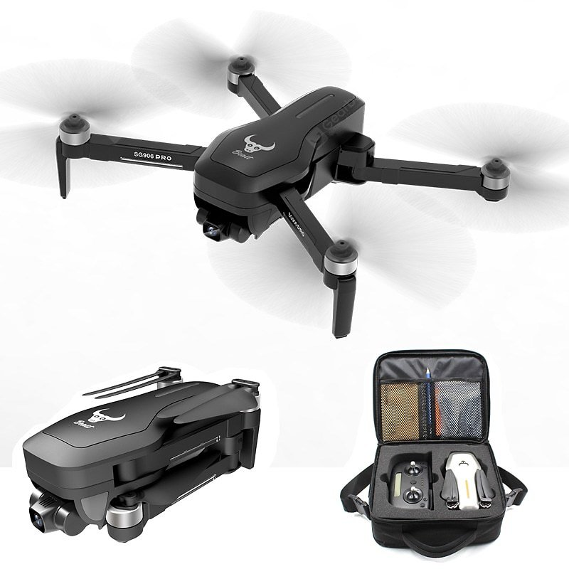SG906 Pro Foldable GPS 5G WIFI FPV RC Quadcopter with 4K HD Camera Optical Flow Positioning Drone Sale, Price & Reviews   Gearbest