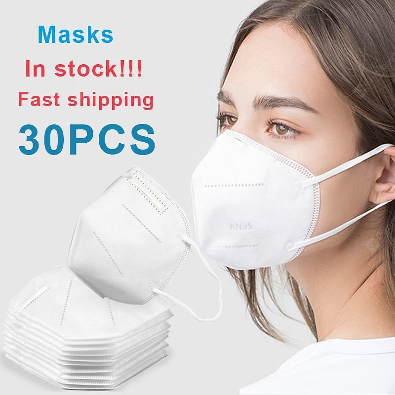 KN95 Mask N95 Masks Disposable Protective Safety Filtration Dustproof Particulate Non-Medical Sale, Price & Reviews | Gearbest