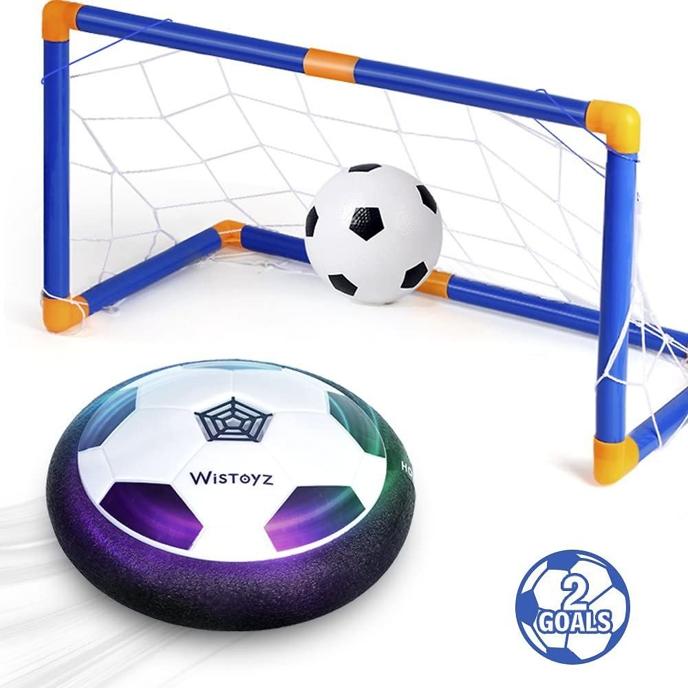 17% Discount - WisToyz Kids Toys Hover Soccer Ball Set with 2 Goals