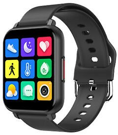 Game Smart Watch Heart Rate Blood Pressure Steps Music Weather Sleep Monitoring