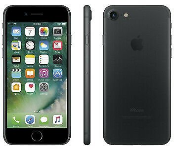 Enjoy 71% Off for An Apple IPhone 7 32GB Verizon + GSM Unlocked Smartphone AT&T T-Mobile - Black