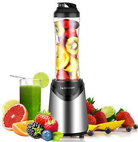 Save 30% Off for a Personal Portable Electric 300W Mixer Blender with 18oz BPA-Free Bottle