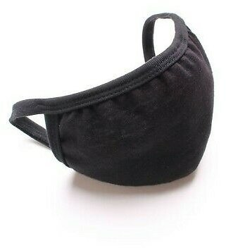 SHIPPING FROM CANADA - Unisex Cotton Cloth Mask Adjustable Anti Dust Face