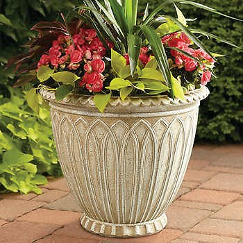 2-pack Clearwater Resin Planter