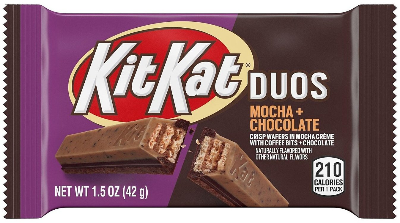 There's a New Mocha Chocolate Kit Kat Flavor Hitting Shelves Permanently