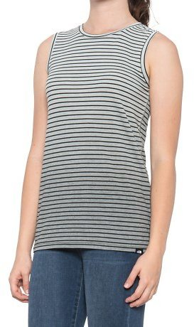 The North Face Striped Dip Dye Tank Top (For Women)
