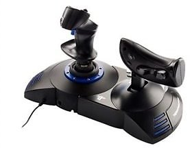 Thrustmaster T-Flight Hotas 4 - Joystick and Throttle - Wired - for Sony PlayStation 4 | Dell USA