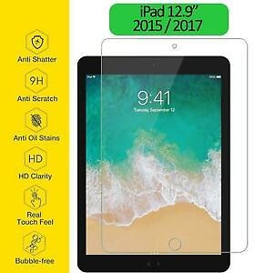 Tempered Glass Film Screen Protector Ultra Thin Clear For Apple IPad Pro 12.9