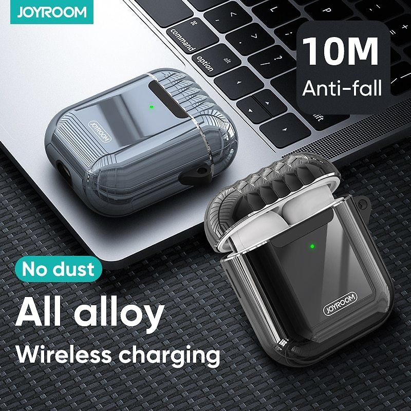US $10.51 46% OFF Luxury Metal Cases For Apple Airpods 1 2 Protective Bluetooth Wireless Earphone Cover For Apple Air Pods Charging Box Hook Bags Earphone Accessories  - AliExpress