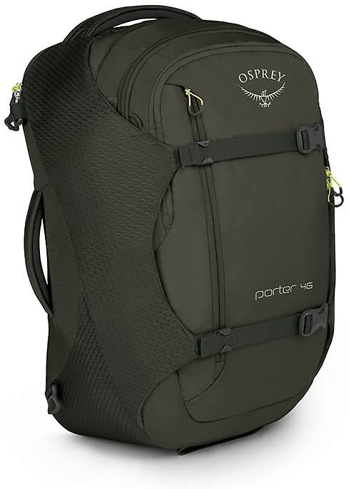 Osprey Porter 46 Travel Backpack (2 Colors) + F/S