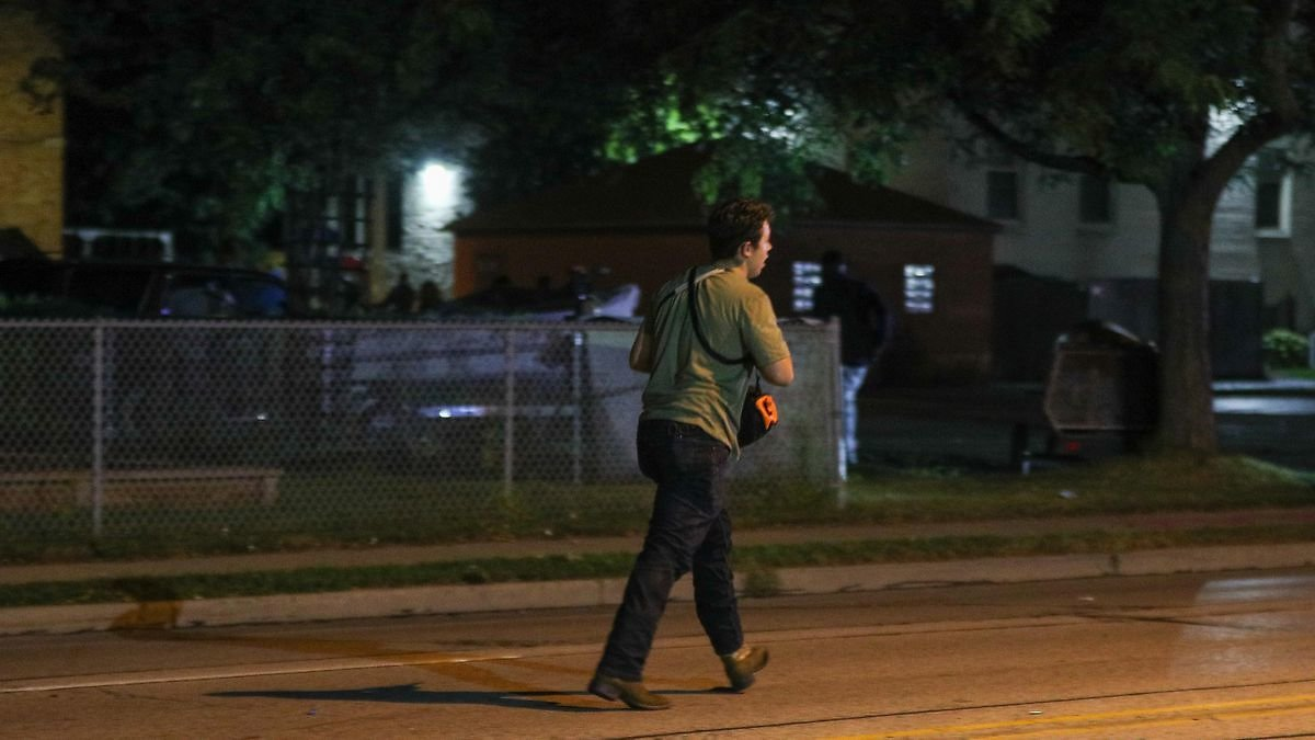 What We Know About Kyle Rittenhouse, The 17-Year-Old Charged In The Kenosha Shootings