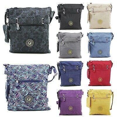 Womens Ladies Small Messenger Cross Body Bag Shoulder Over Holiday Evening Bag