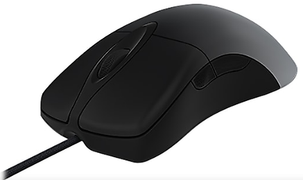 Microsoft Pro IntelliMouse NGX-00011 Gaming Optical Mouse, Dark Shadow