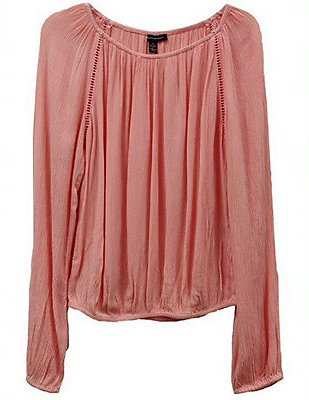 INC International Concepts INC Solid Peasant Top, Created for Macy's & Reviews - Tops - Women
