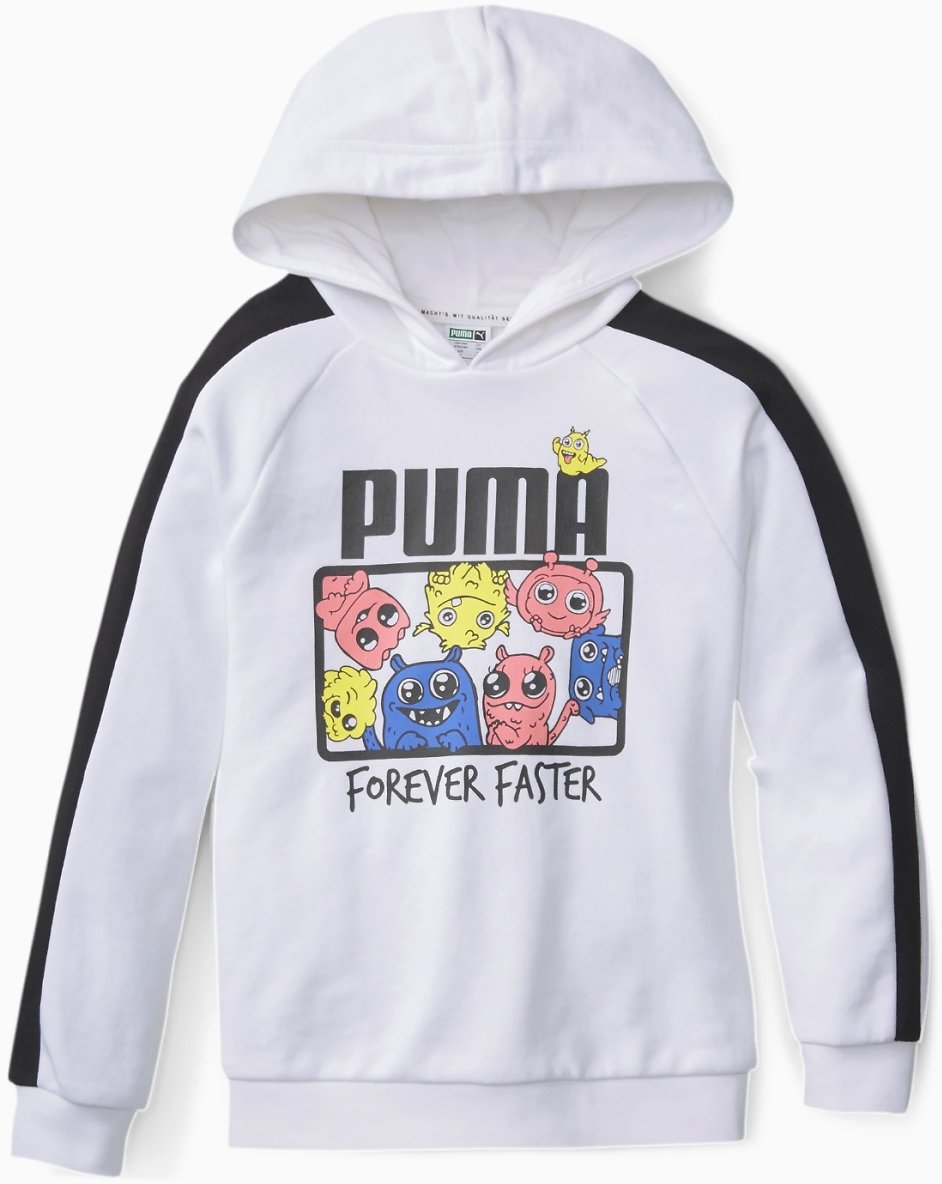 Puma Monster Kids' Hoodie (3 Colors)