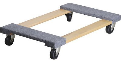 Ironton Carpeted Mover's Dolly — 1000-Lb. Capacity, 30in.L X 18in.W| Northern Tool