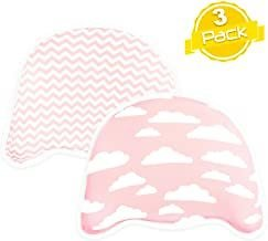 Head Pillow for Baby with 2 Removable Covers