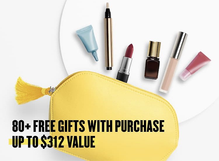80+ Free Gifts W/Purchase Anniversary Sale Beauty Exclusives   Nordstrom