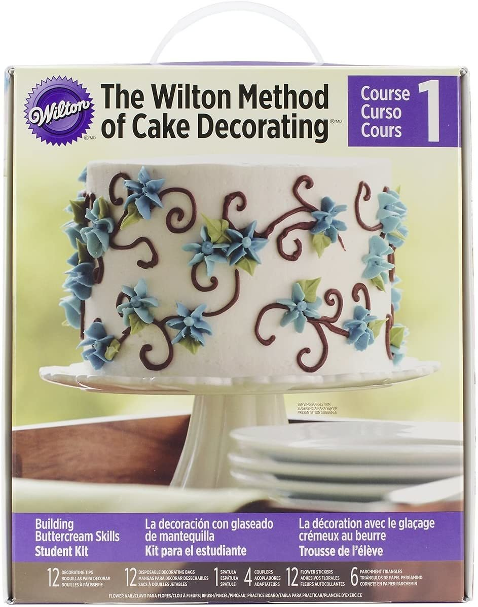 Wilton Student Decorating Kit Course