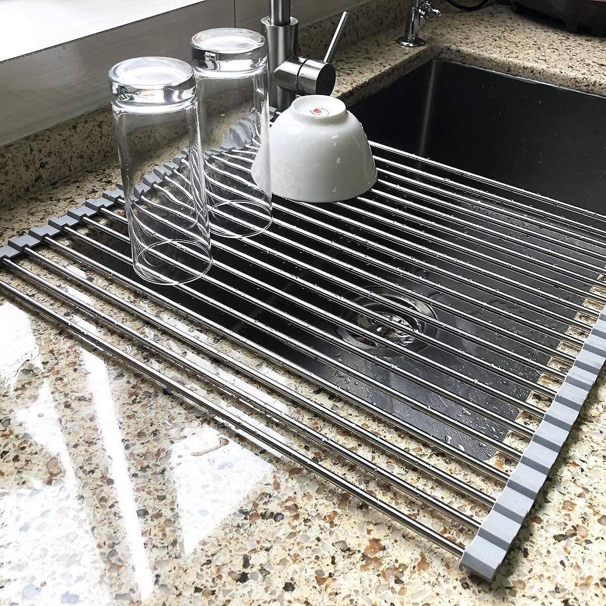 Large Dish Drying Rack