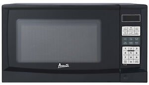 Avanti 900 Watts 0.9 Cu. Ft. Touch Microwave Oven - Black