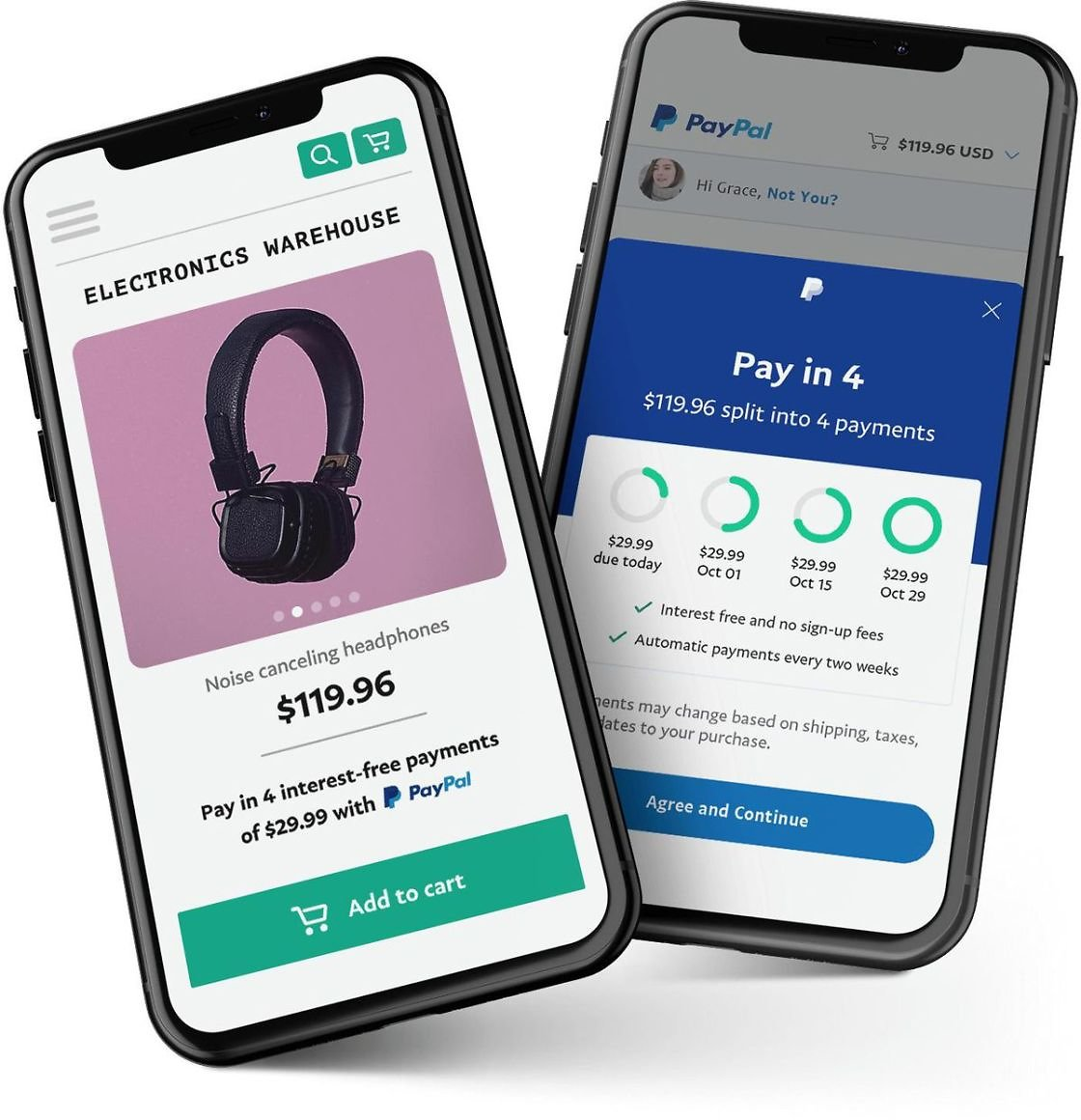 PayPal Enters Installment Loan Business Targeting Fintechs Affirm And Afterpay