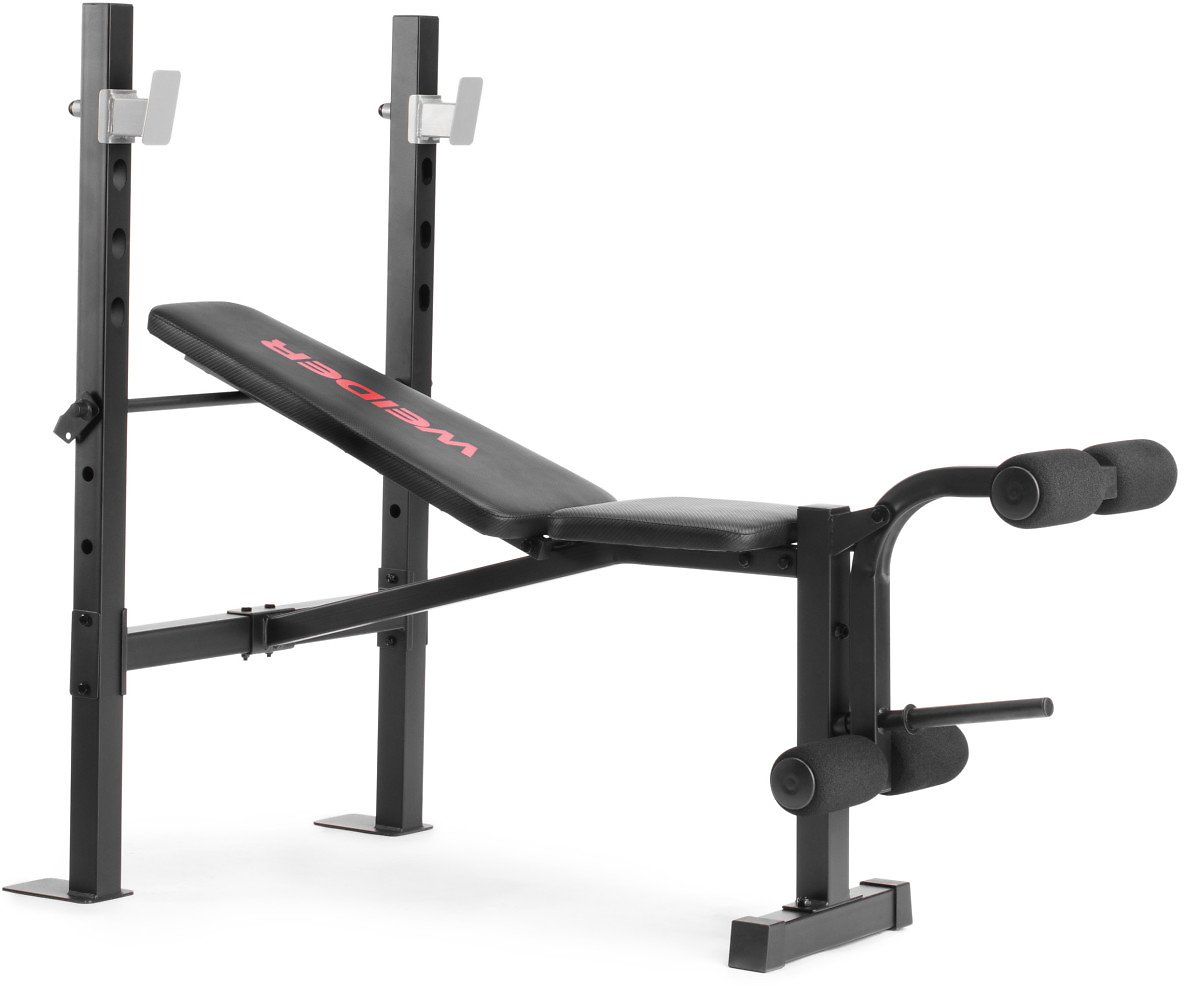 Weider Legacy Standard Weight Bench and Rack