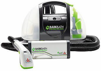 BISSELL BARKBATH Portable Dog Bath & Grooming System | 1844 NEW! 11120238655