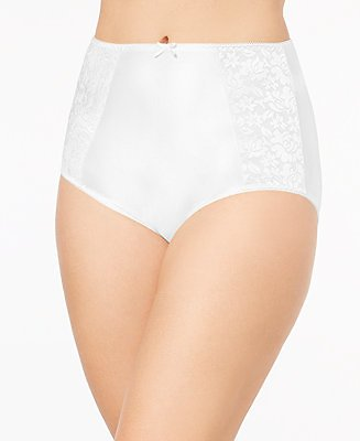 Bali Double Support Collection Brief Underwear DFDBBF & Reviews - Bras, Panties & Lingerie - Women