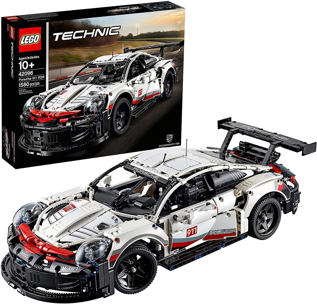 LEGO Technic Porsche Building Set